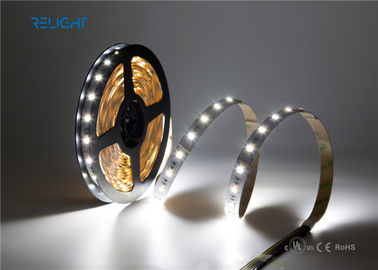 Cina Kapasitas Tinggi SMD 5050 60 Leds / M IP68 Led Strip Light 5m IP20 / IP65 12V pabrik