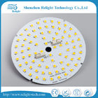 D88mm Round Pcb Led Downlight / Ceiling Light Module 6000k 100-130l/W