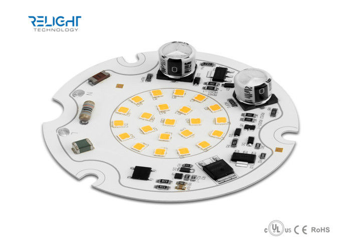 Dimmable Aluminium D100mm 1760Lm Led Modul Panel LED Retrofit pemasok