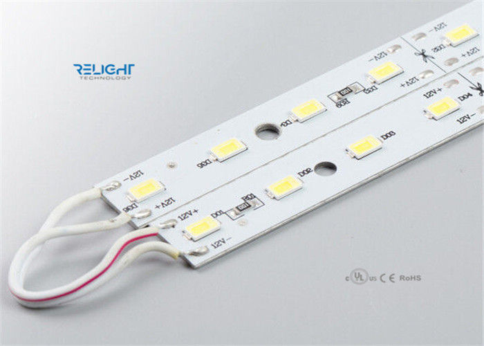 PCBA 12v 6W Linear LED Module Board / RGB LED Module Lights pemasok