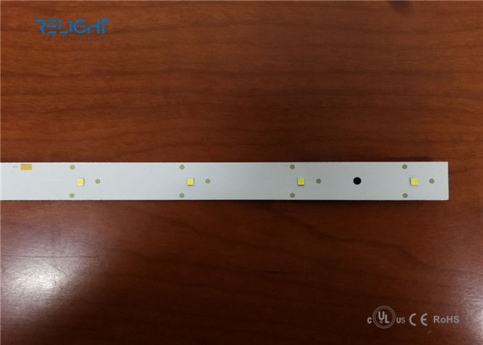 Linear LED Module with Samsung 2835 Chips and optical lens 980 mm Aluminum Board