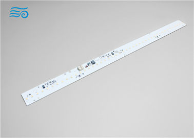 Linkable 280x30mm 9w Led Linear High Bay Cahaya Terang Pendant Inground Trunking System