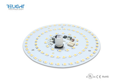 Tegangan Tinggi 230V Dimmable LED Module Round 180mm Flicker Gratis Pandant Light Type