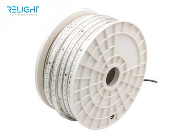 Waterproof strip fleksibel IP65 110v / 230v LED strip lampu penggunaan outdoor